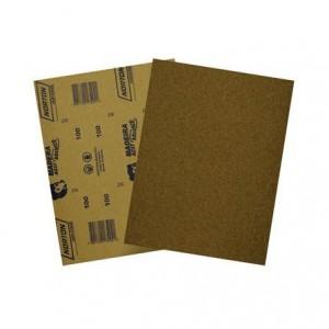 Folha lixa madeira A-237 Grão 100 - Norton