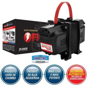 Transformador de corrente 2000VA/1400W