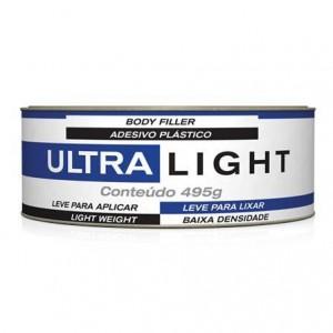 Adesivo plástico Ultra Ligth 495 g com catalisador 1MG095