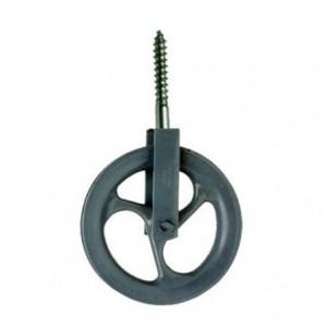 Roldana em ferro fundido com Parafuso 06cm Biehl Ref.4095006