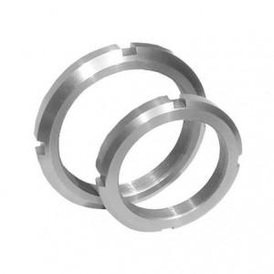Porca de fixação KM3 Rosca 17mm passo de 1,00 - GBR
