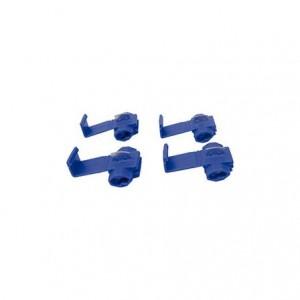 Emenda rápida prensa 1,0 a 2,5 mm azul 29241