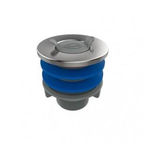"""Válvula inox 1.1/4"""" lavatório-tanque 101630"""