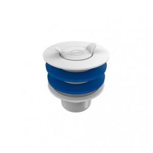 """Válvula PVC 1.1/4"""" para lavatório-tanque 101629"""