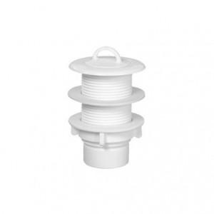 """Válvula PVC 1.1/4"""" para lavatório-tanque 0813 V9"""