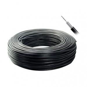 Fio alta tensão para cerca elétrica 5 mm 25 mt