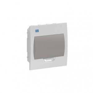 Caixa de distribuição PVC embutir 08DIN QDW02-8-FE 11377482