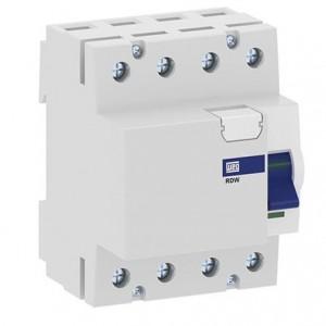 Interruptor residual 4P 040A RDW-30-40-4 12276044
