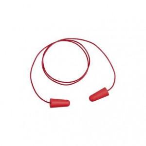 Protetor auricular espuma com corda 200JA - NRRSF 15 dB