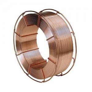 Arame MIG para aço ER70S-6 0,9 15 Kg