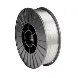 Arame MIG para alumínio 5356 1,0 07 Kg