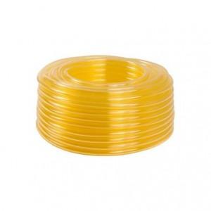 Mangueira para combustível amarela 05 x 10 mm (venda por metro)