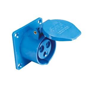 Emenda rápida prensa 0,5 a 1,0 mm vermelha 29240