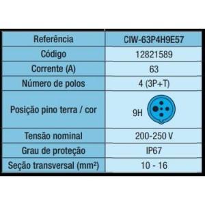 Rele de sobrecarga JR28 17,0 - 25,0A 03009