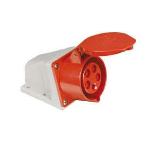 Chave rotativa transformadora 3P 32A 6T/3