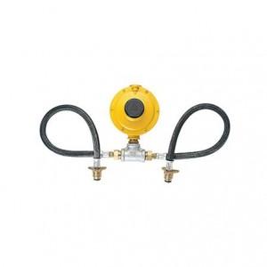 Conjunto P-45 industrial amarelo Ultragás 7/8 12Kg 5991