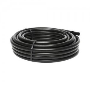 "Mangueira preta 1.1/2"" x 3,5 mm (venda por metro)"
