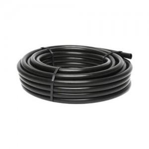 "Mangueira preta 2"" x 4 mm (venda por metro)"