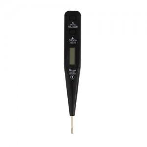 Chave teste corrente elétrica digital fenda 12 a 250V DT-1