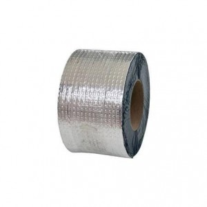 Manta adesiva aluminizada 45 cm x 1 metro (Venda por metro)