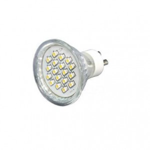 Lâmpada LED pino JDCL 127V 03W 6011