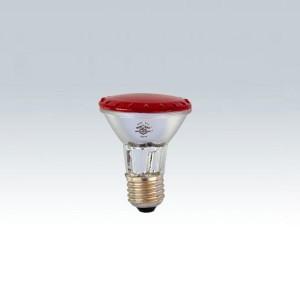 Lâmpada halogênea PAR20 220V 50W vermelha 7290