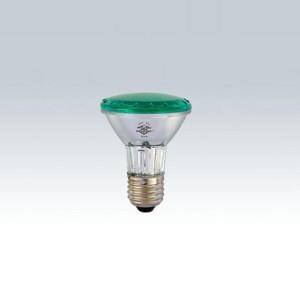Lâmpada halógena PAR20 220V 50W verde 7288